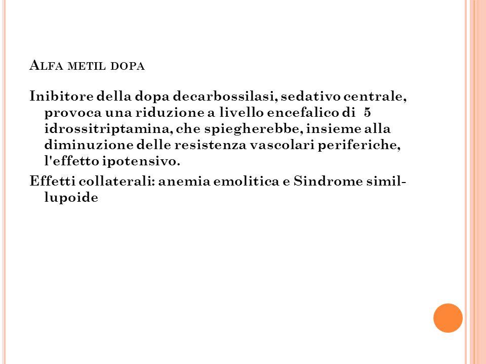 Alfa metil dopa
