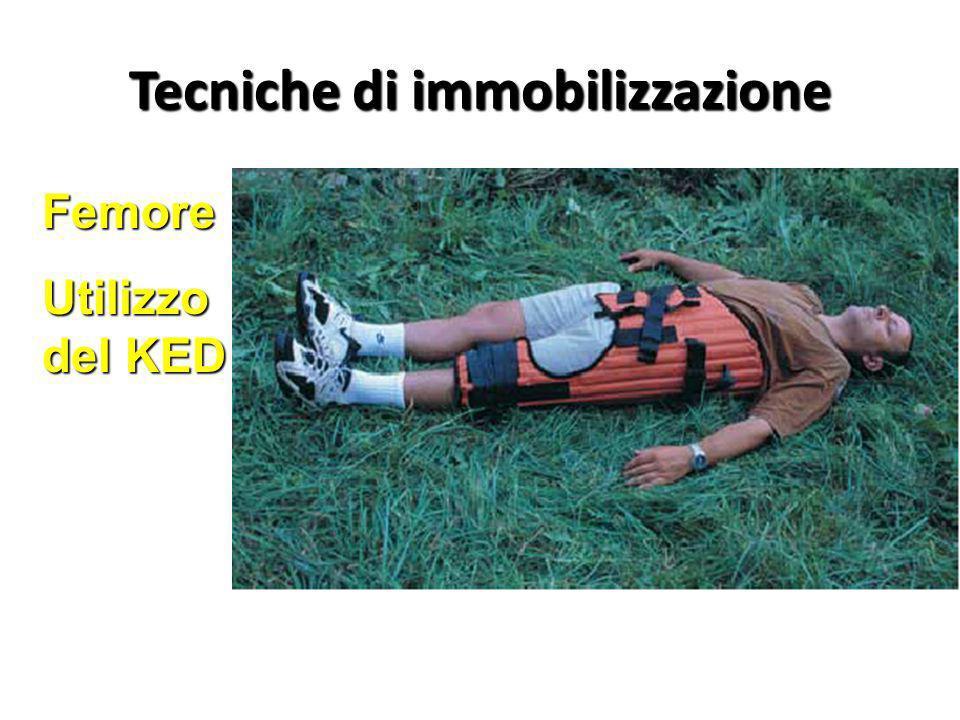 Tecniche di immobilizzazione