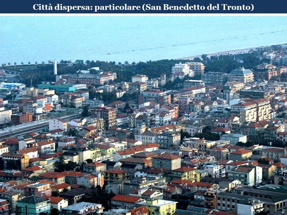 Città dispersa: particolare (San Benedetto del Tronto)