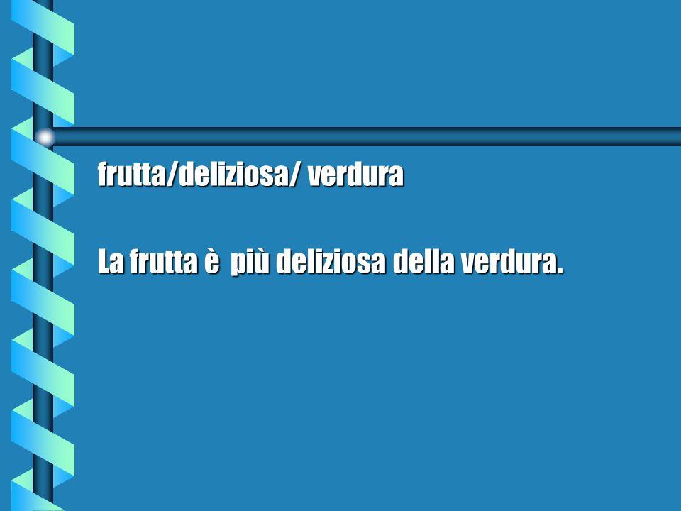 frutta/deliziosa/ verdura