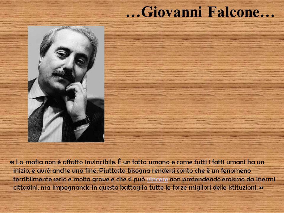 …Giovanni Falcone…
