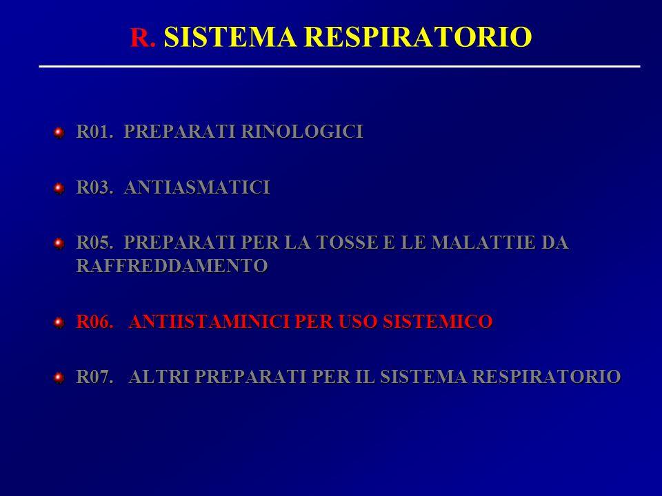R. SISTEMA RESPIRATORIO