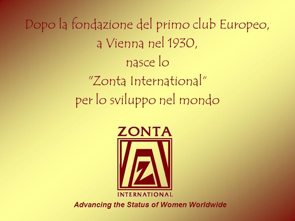 Dopo la fondazione del primo club Europeo, a Vienna nel 1930, nasce lo