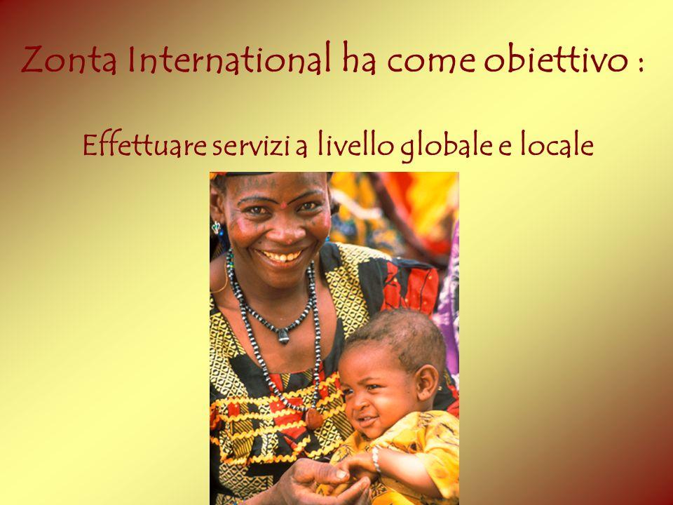 Effettuare servizi a livello globale e locale