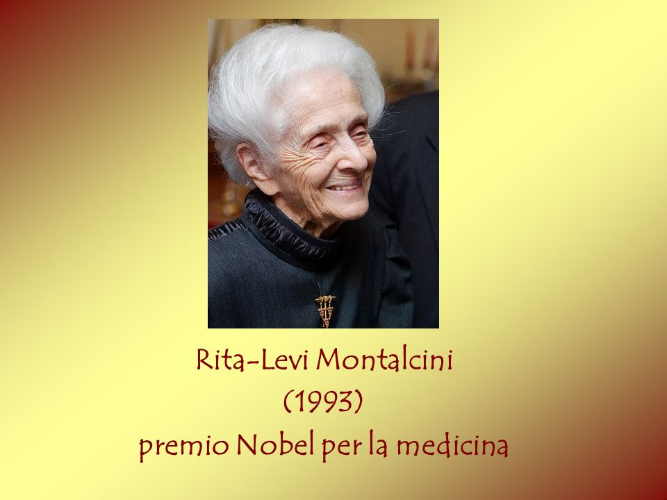 premio Nobel per la medicina
