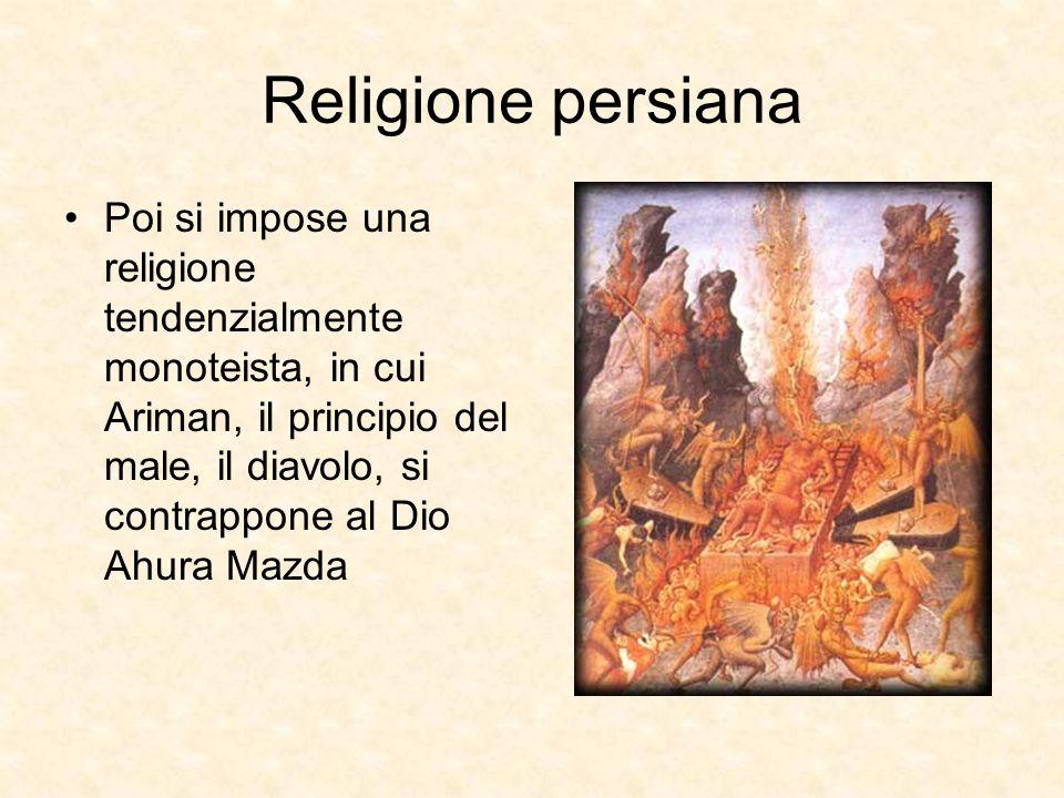 Religione persiana