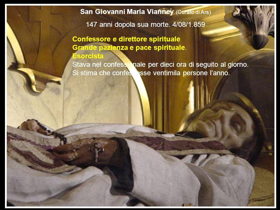 San Giovanni Maria Vianney (Curato di Ars)