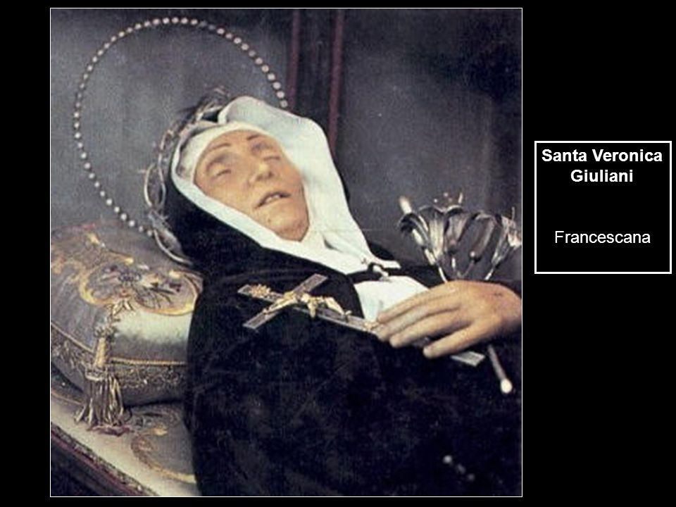 Santa Veronica Giuliani