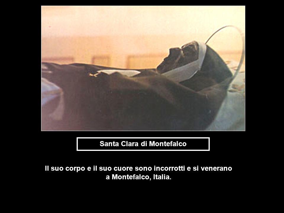 Santa Clara di Montefalco