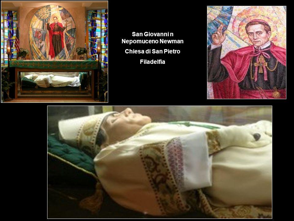 San Giovanni n Nepomuceno Newman
