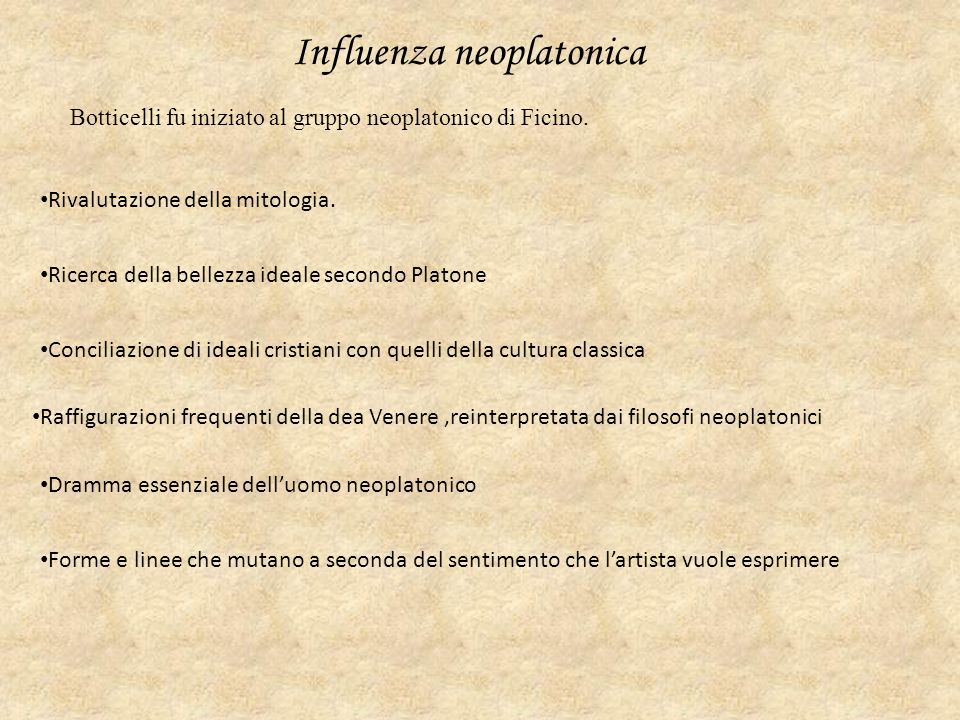 Influenza neoplatonica