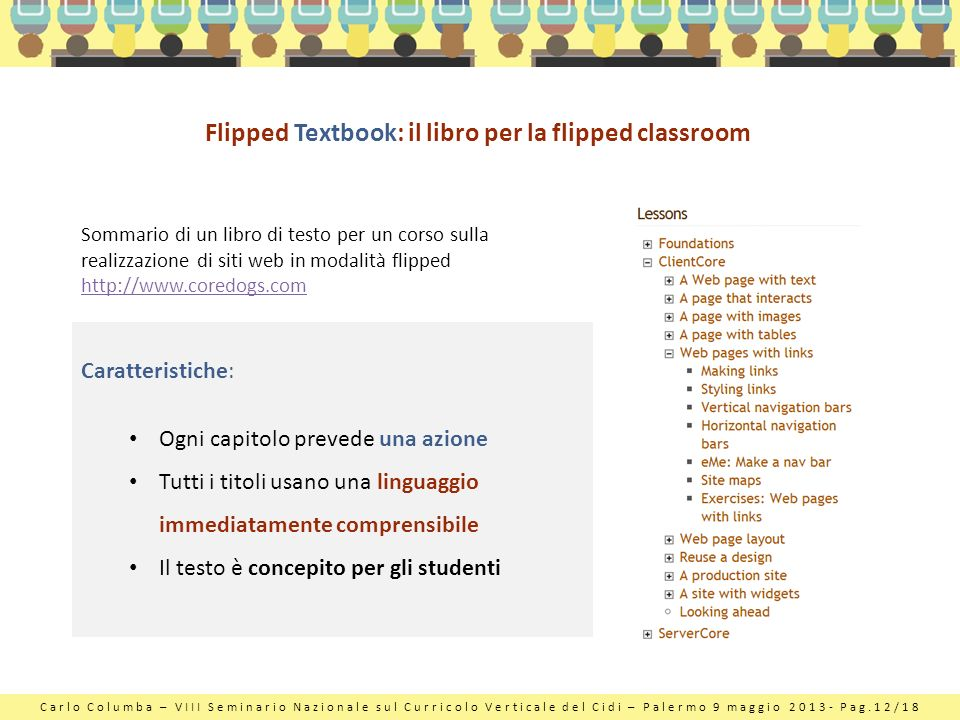 Flipped Textbook: il libro per la flipped classroom