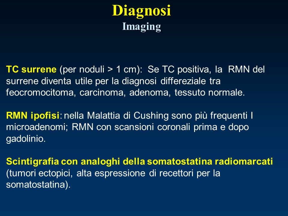 Diagnosi Imaging