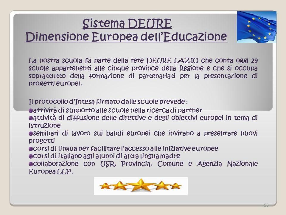 Dimensione Europea dell'Educazione