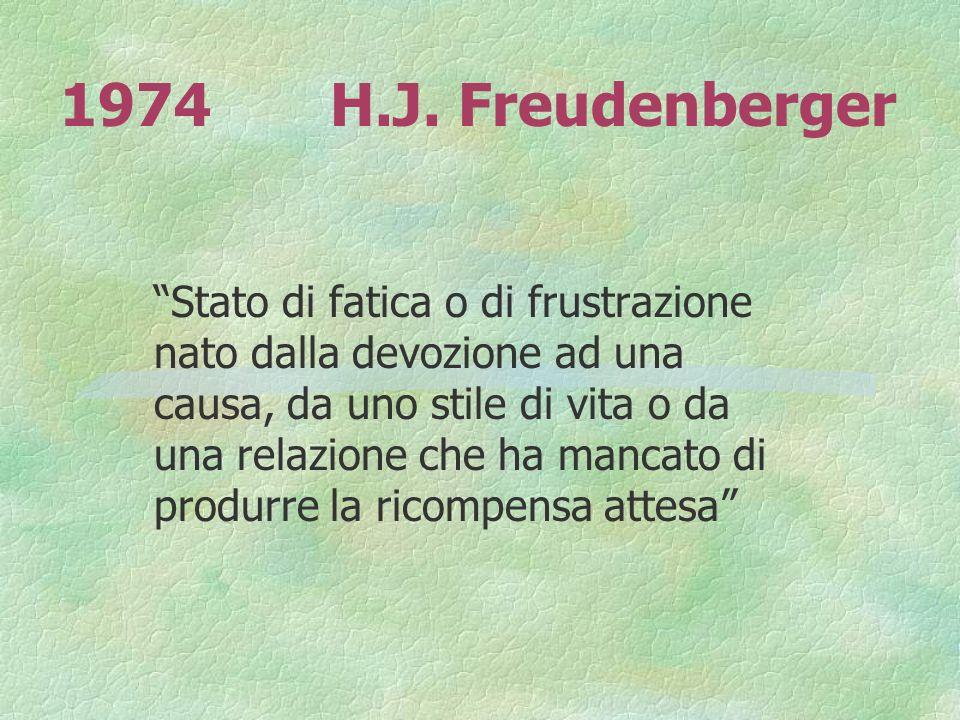 1974 H.J. Freudenberger