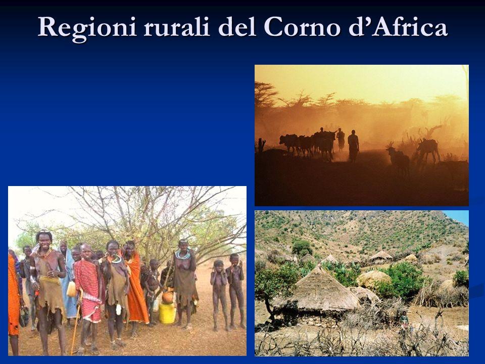 Regioni rurali del Corno d'Africa