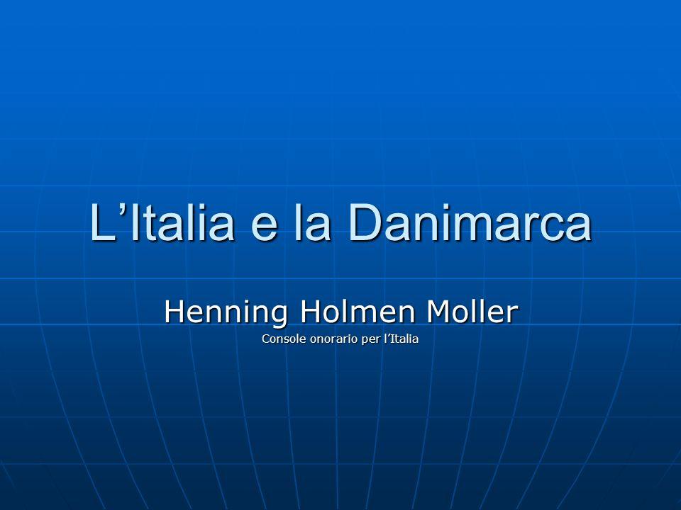 L'Italia e la Danimarca