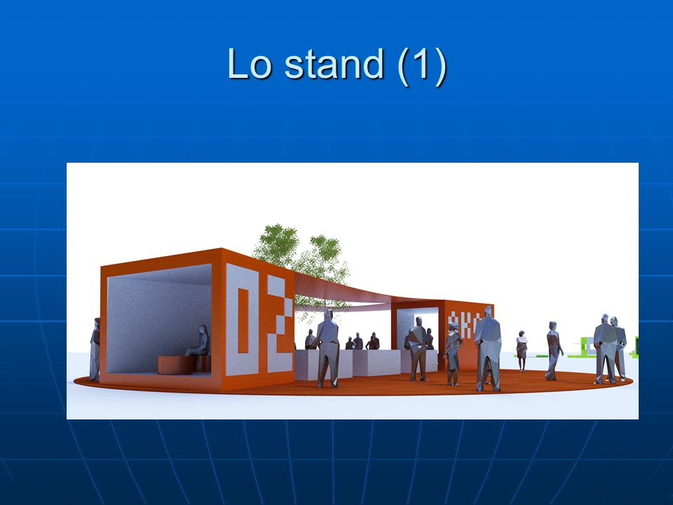 Lo stand (1)