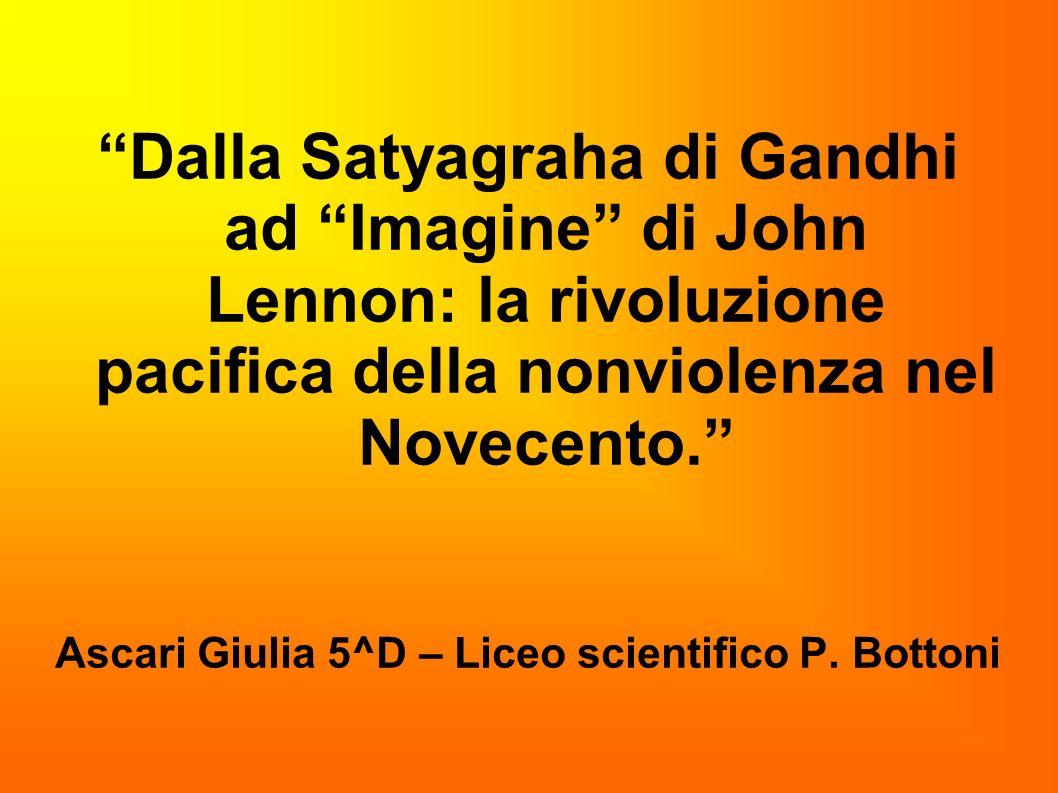 Ascari Giulia 5^D – Liceo scientifico P. Bottoni