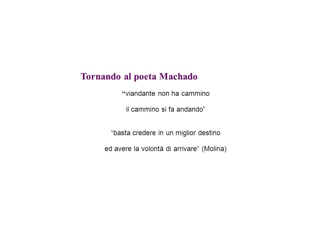 Tornando al poeta Machado