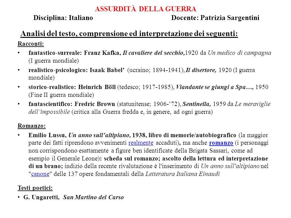 Famoso UN'ESPERIENZA EDUCATIVO–DIDATTICA INTERDISCIPLINARE - ppt scaricare RH93