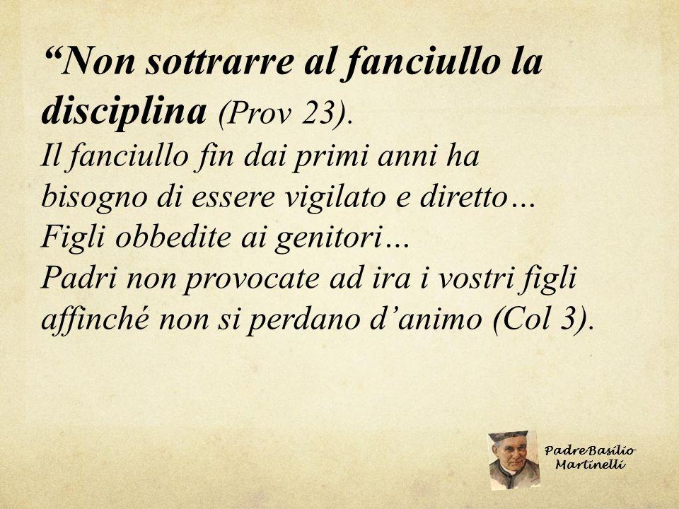 Padre Basilio Martinelli
