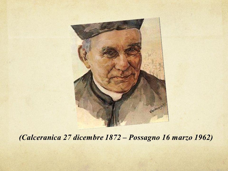 (Calceranica 27 dicembre 1872 – Possagno 16 marzo 1962)