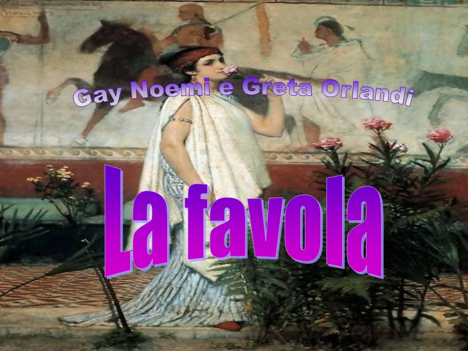 Gay Noemi e Greta Orlandi