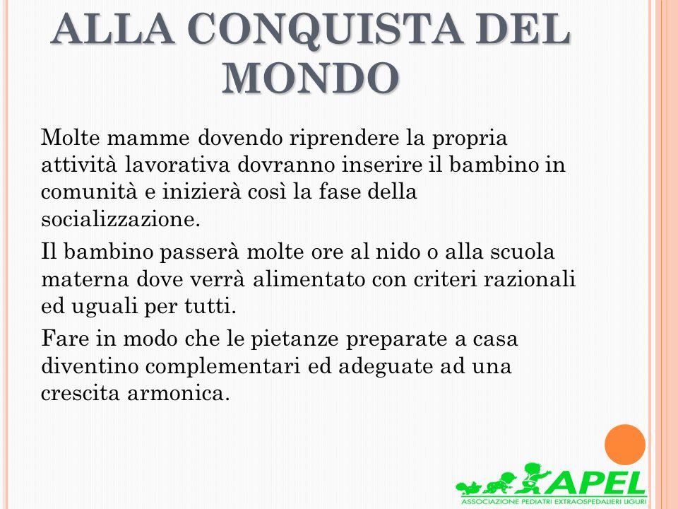 ALLA CONQUISTA DEL MONDO