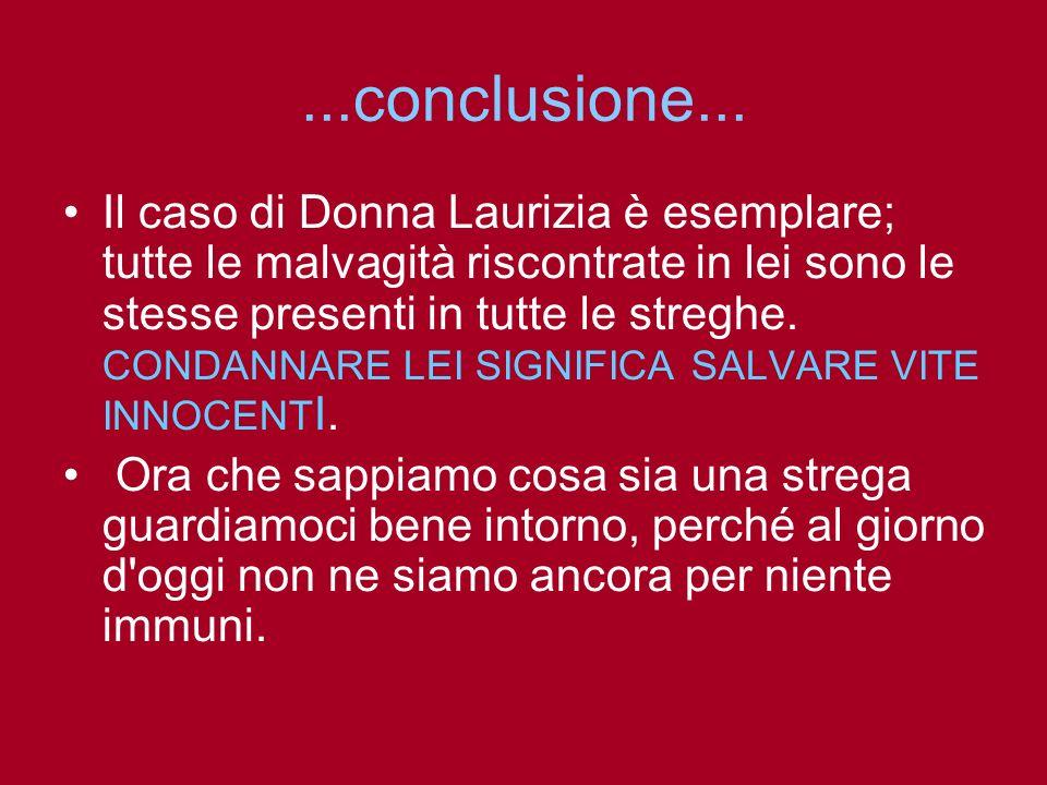 ...conclusione...