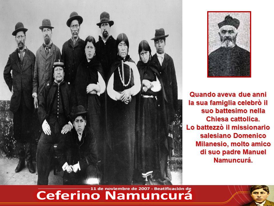 la sua famiglia celebrò il suo battesimo nella Chiesa cattolica.