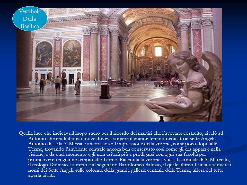 Vestibolo Della Basilica