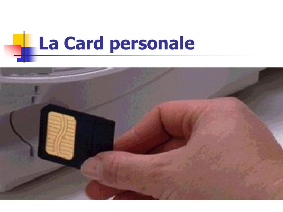 La Card personale