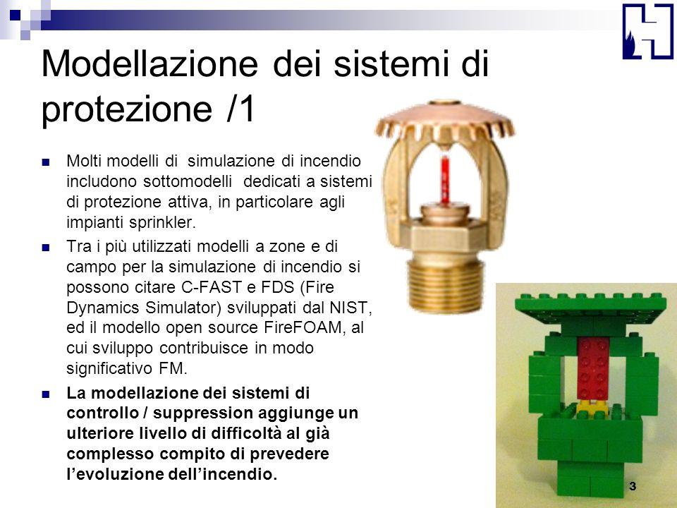 Modellazione dei sistemi di protezione /1