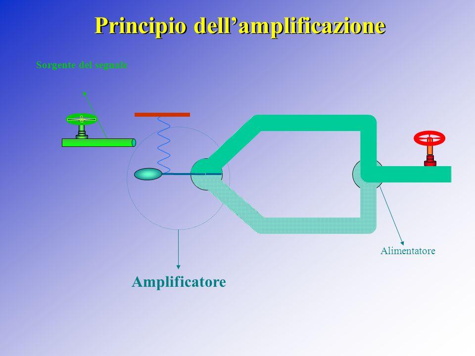 Principio dell'amplificazione