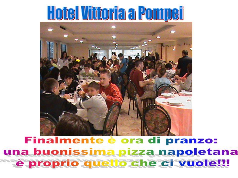 Hotel Vittoria a Pompei