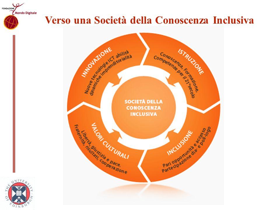 Verso una Società della Conoscenza Inclusiva