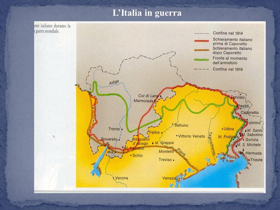 L'Italia in guerra