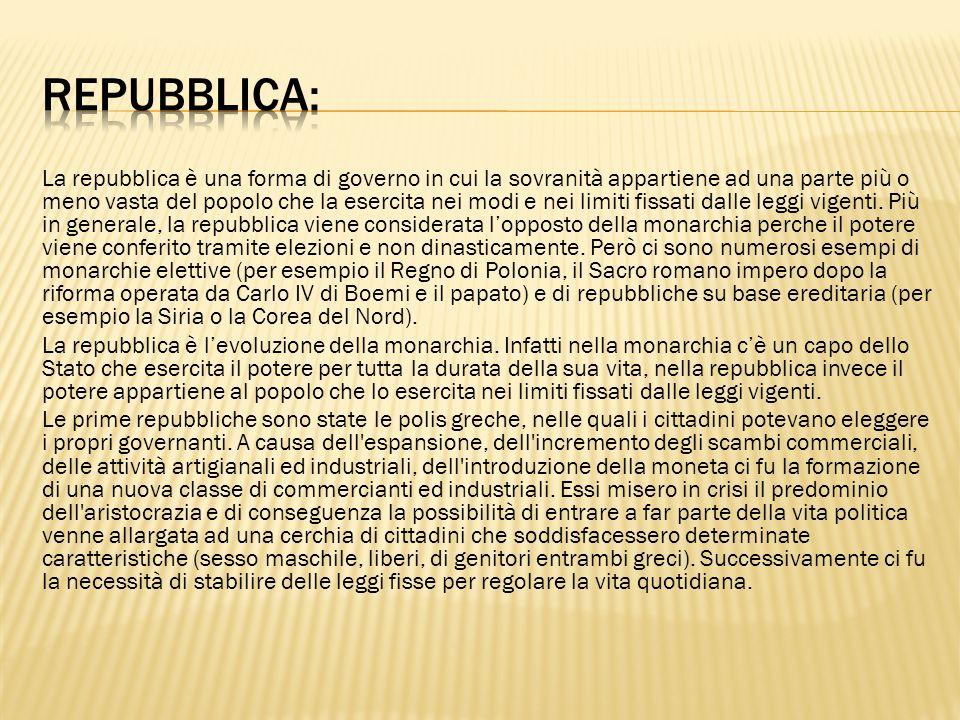 Repubblica: