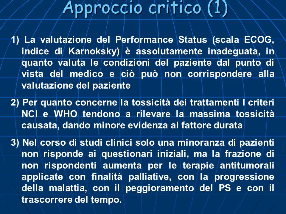 Approccio critico (1)