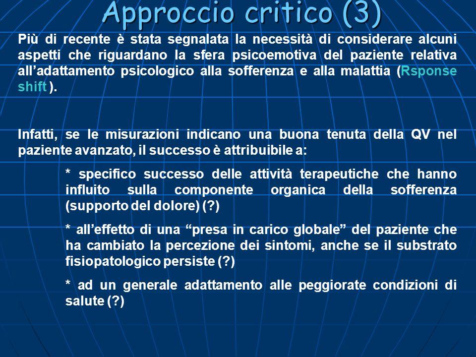 Approccio critico (3)