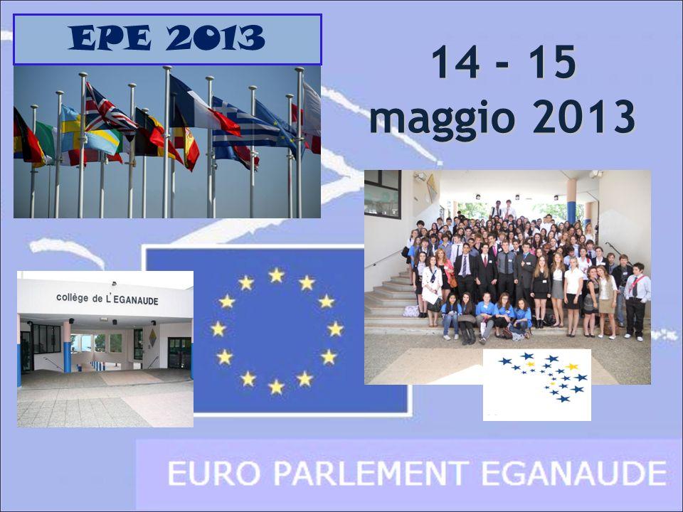 EPE 2013 14 - 15 maggio 2013 17