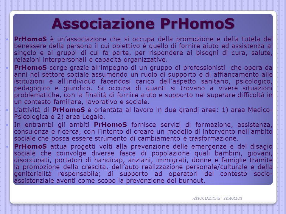Associazione PrHomoS