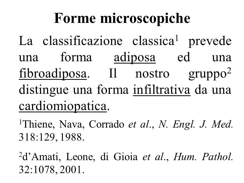 Forme microscopiche