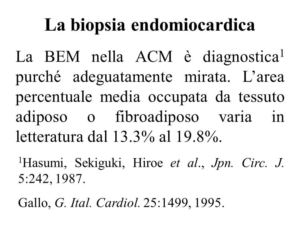 La biopsia endomiocardica