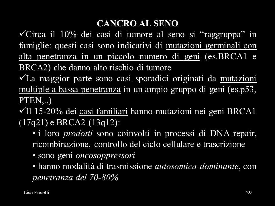 sono geni oncosoppressori