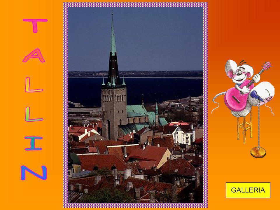 TALLIN GALLERIA