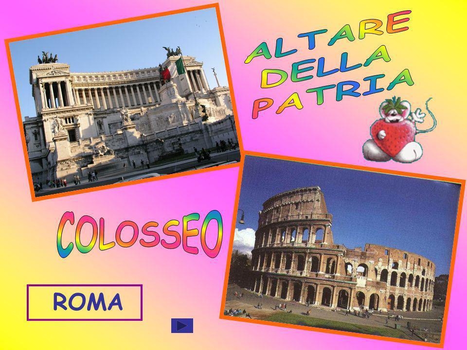 ALTARE DELLA PATRIA COLOSSEO ROMA
