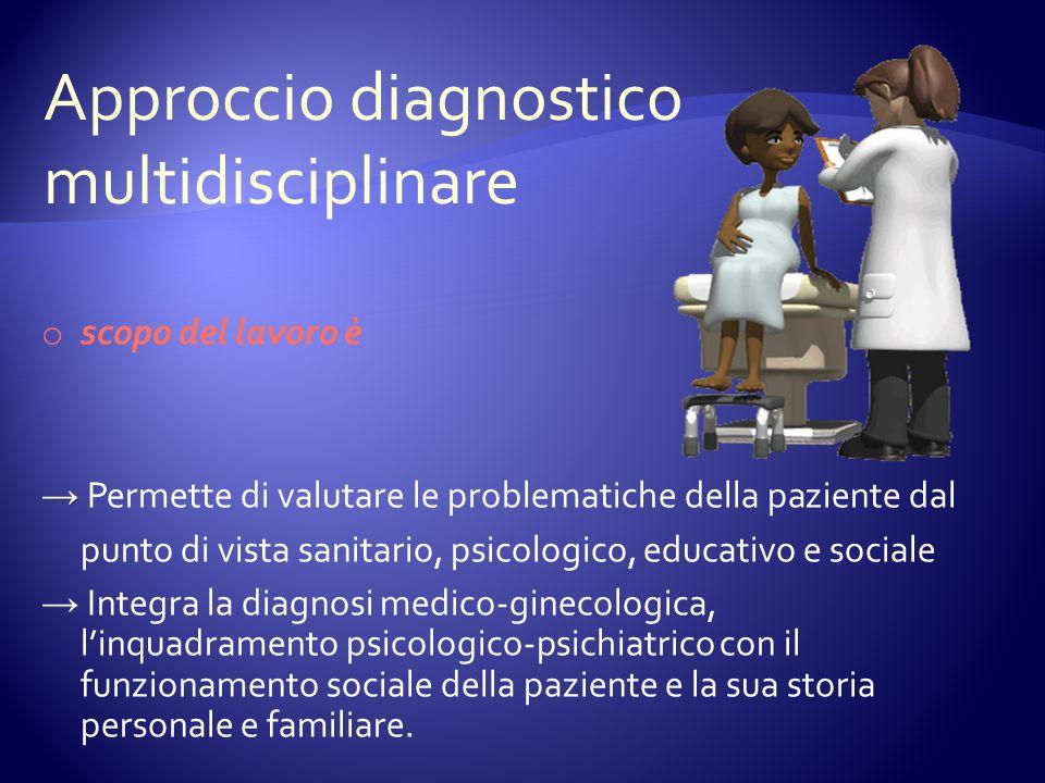 Approccio diagnostico multidisciplinare