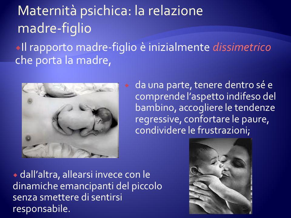 Maternità psichica: la relazione madre-figlio